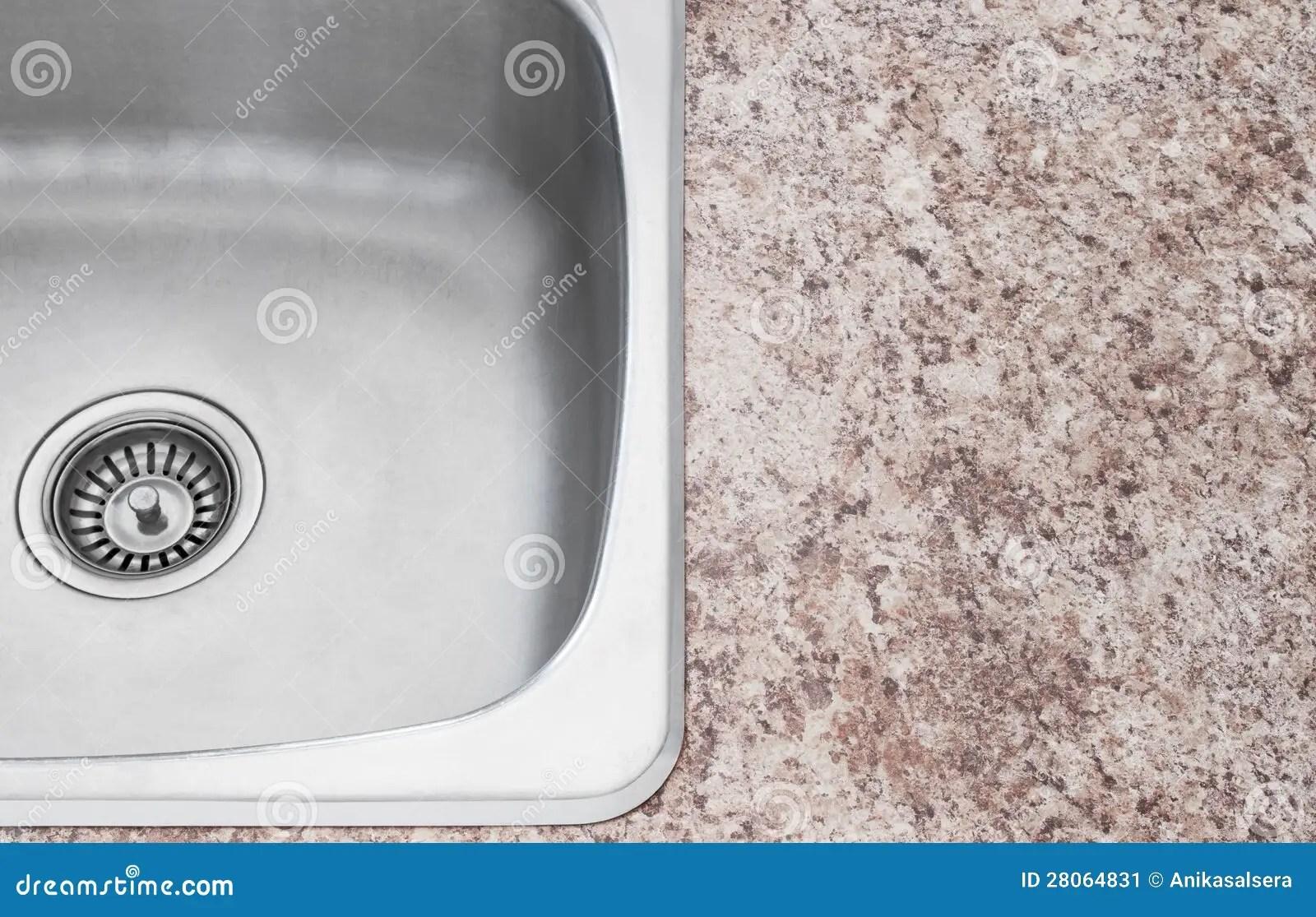 new kitchen sink kohler porcelain 新的厨房水槽和工作台面详细资料库存图片 图片包括有背包 计数器 新的厨房水槽和工作台面详细资料