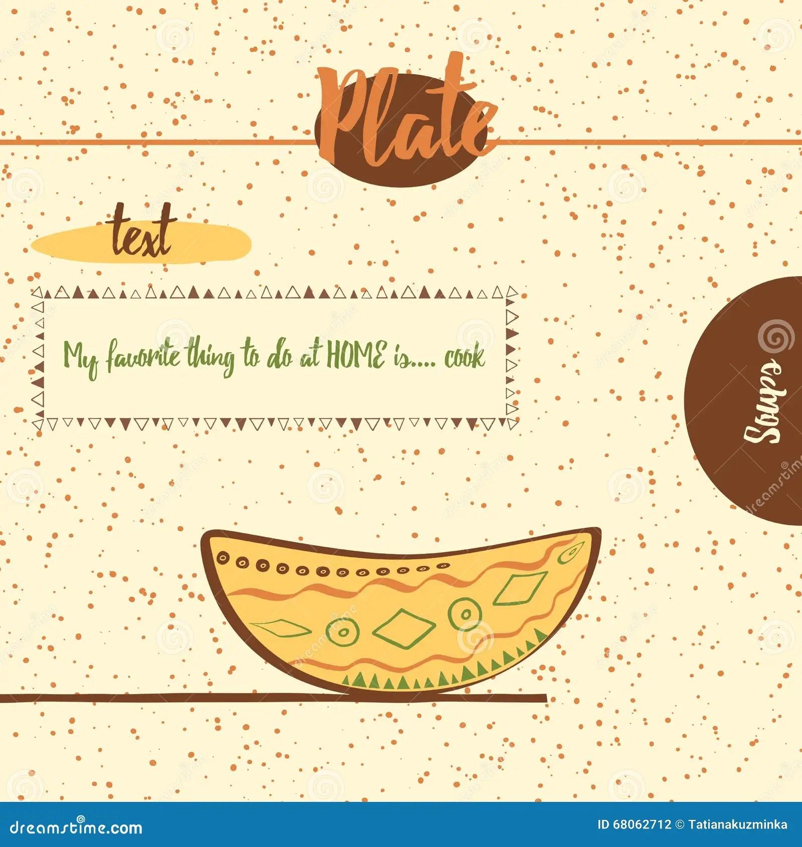 framed prints for kitchens kitchen remodeling sacramento 无缝的厨房样式用画在架子的手逗人喜爱的黄色碗库存例证 插画包括有线路 递在架子的画的逗人喜爱的黄色板材与在乱画样式做的碗的厨房背景与地方的网模板文本的和关于厨师或汤的富启示性的状态框架