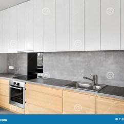 Furniture For Kitchen Solid Surface Sinks 有归纳的现代厨房家具库存照片 图片包括有烤箱 龙头 光泽 插口 敞篷 有归纳的现代厨房家具