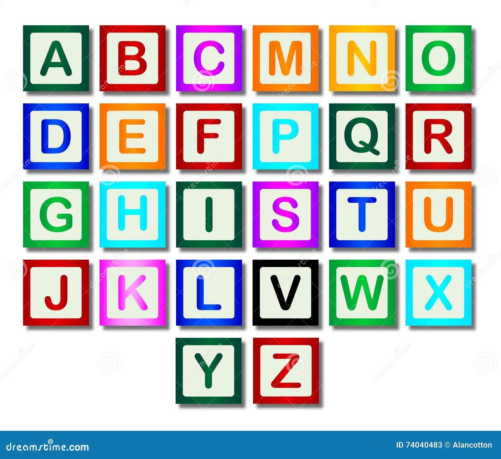 木印刷體字母A到Z 庫存例證. 插畫 包括有 木印刷體字母a到z - 74040483