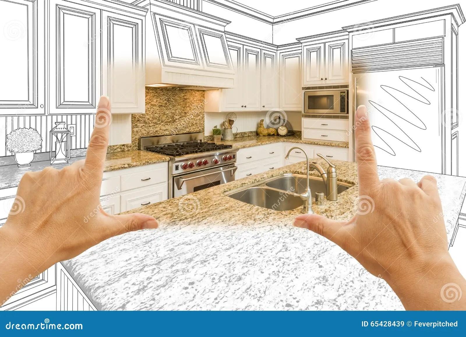 backyard kitchen designs small rugs 构筑习惯厨房设计图和正方形照片com的手库存图片 图片包括有图纸 想法 构筑习惯厨房设计图和正方形照片com的手