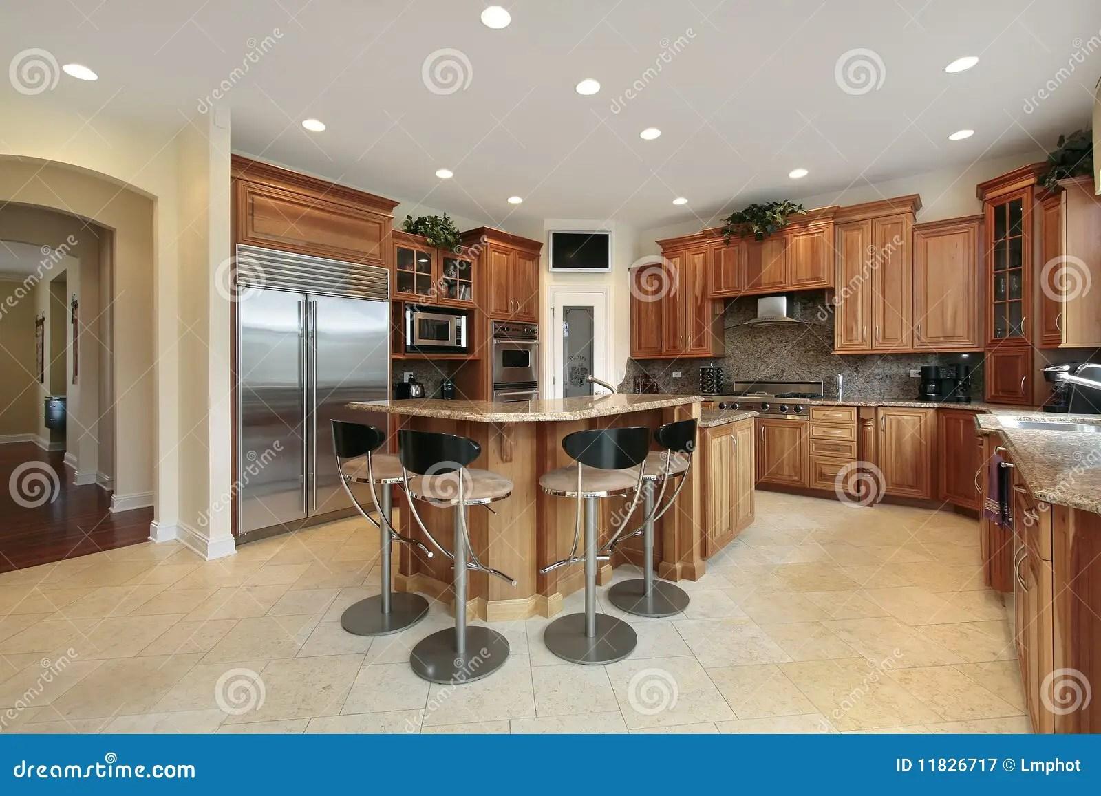 kitchen stools cabinet refinishing ct 棒厨房凳子库存图片 图片包括有内部 设计 照明设备 机柜 拱道 用餐 棒厨房凳子