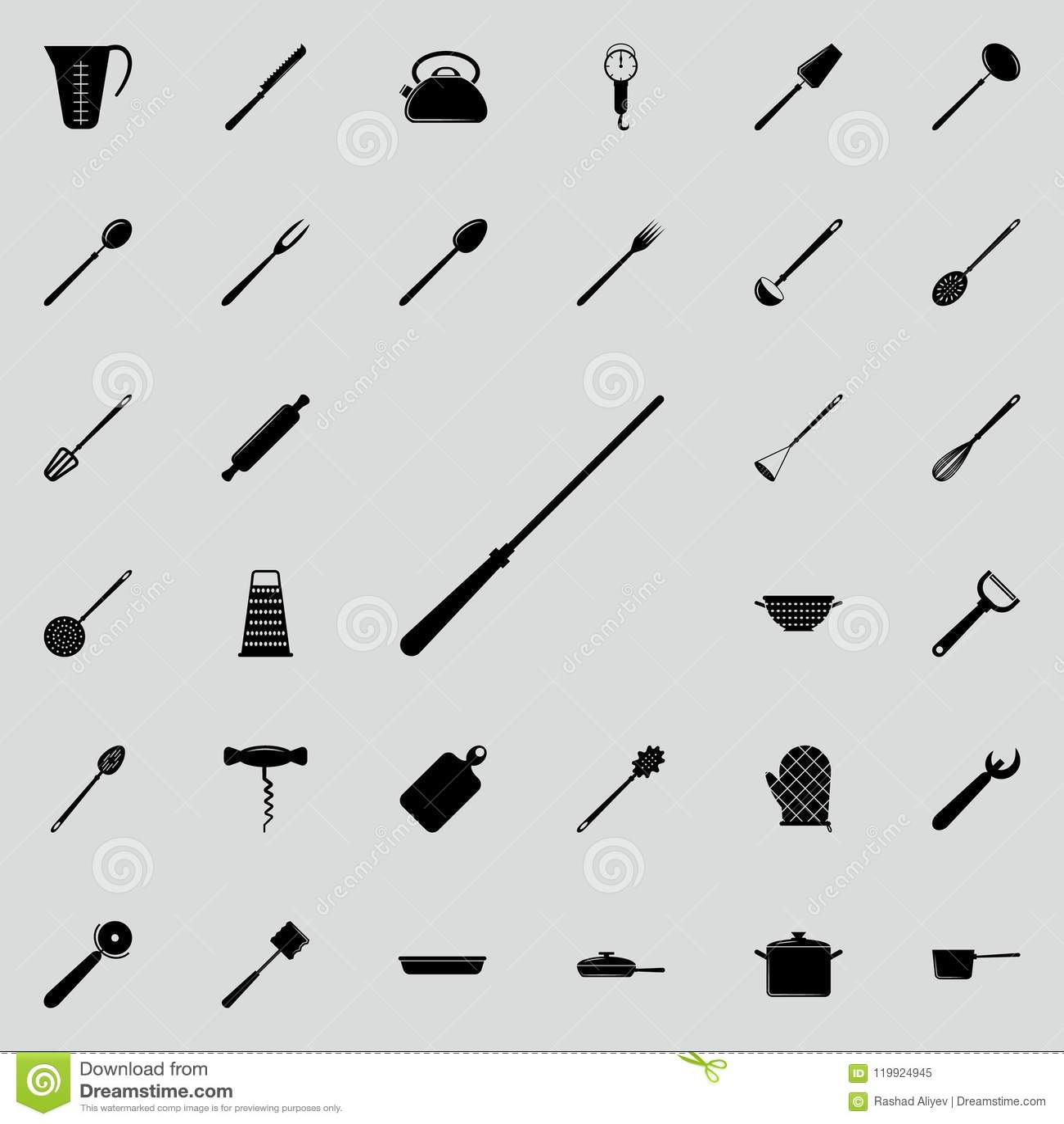 kitchen signs for work toys toddlers 洞穴象详细的套厨房用工具加工象优质质量图形设计标志其中一个网站的汇集 洞穴象详细的套厨房用工具加工象优质质量图形设计标志其中