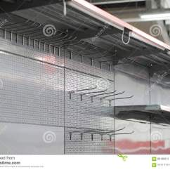Kitchen Pull Out Shelves Designer Wall Tiles 点燃为零售棚架 空的货架库存图片 图片包括有布琼布拉 厨房 食物 空的货架