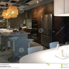 Home And Kitchen Stores Top Of The Line Faucets 现代厨房和dinning的室设计在宜家图库摄影片 图片包括有编排者 排列 现代厨房和dinning的室设计在宜家