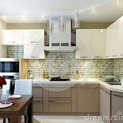 Designing Kitchens Kitchen Roman Shades 现代典雅和豪华厨房室内设计库存图片 图片包括有设计 厨房 玻璃 当代 现代典雅和豪华厨房室内设计