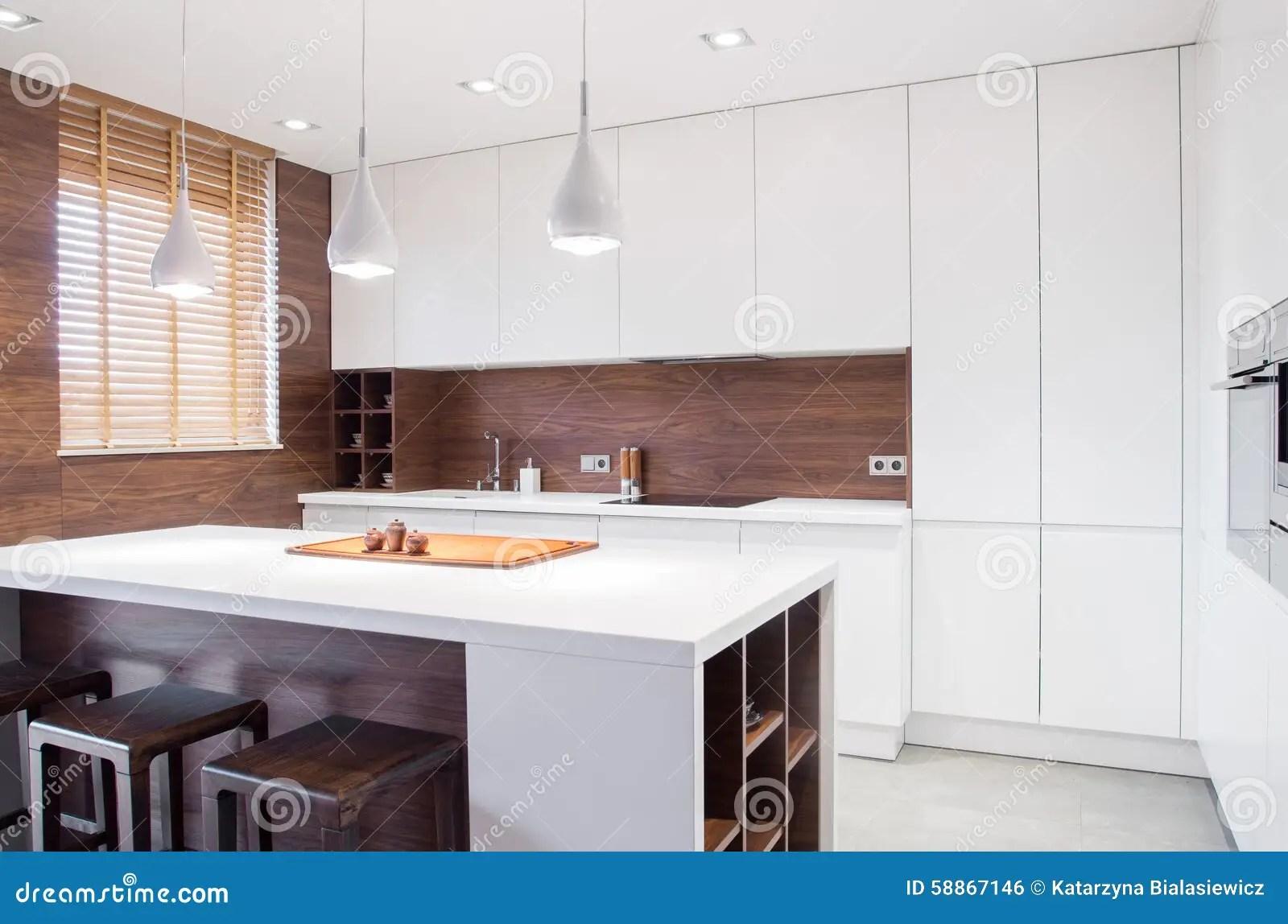 kitchen swags drawer inserts 现代设计厨房内部库存照片 图片包括有赃物 室内 质量 功能 固定 现代设计厨房内部