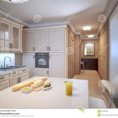 Kitchen Art Decor Decorative Tiles 白色厨房艺术装饰样式库存例证 插画包括有赞誉 奶油 敞篷 Deco 海岛 白色厨房艺术装饰样式