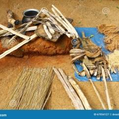 Kitchens Of India Kitchen Floor Cleaner 简单的自然厨房在印度 农村生活库存图片 图片包括有问题的 印第安语 农村生活