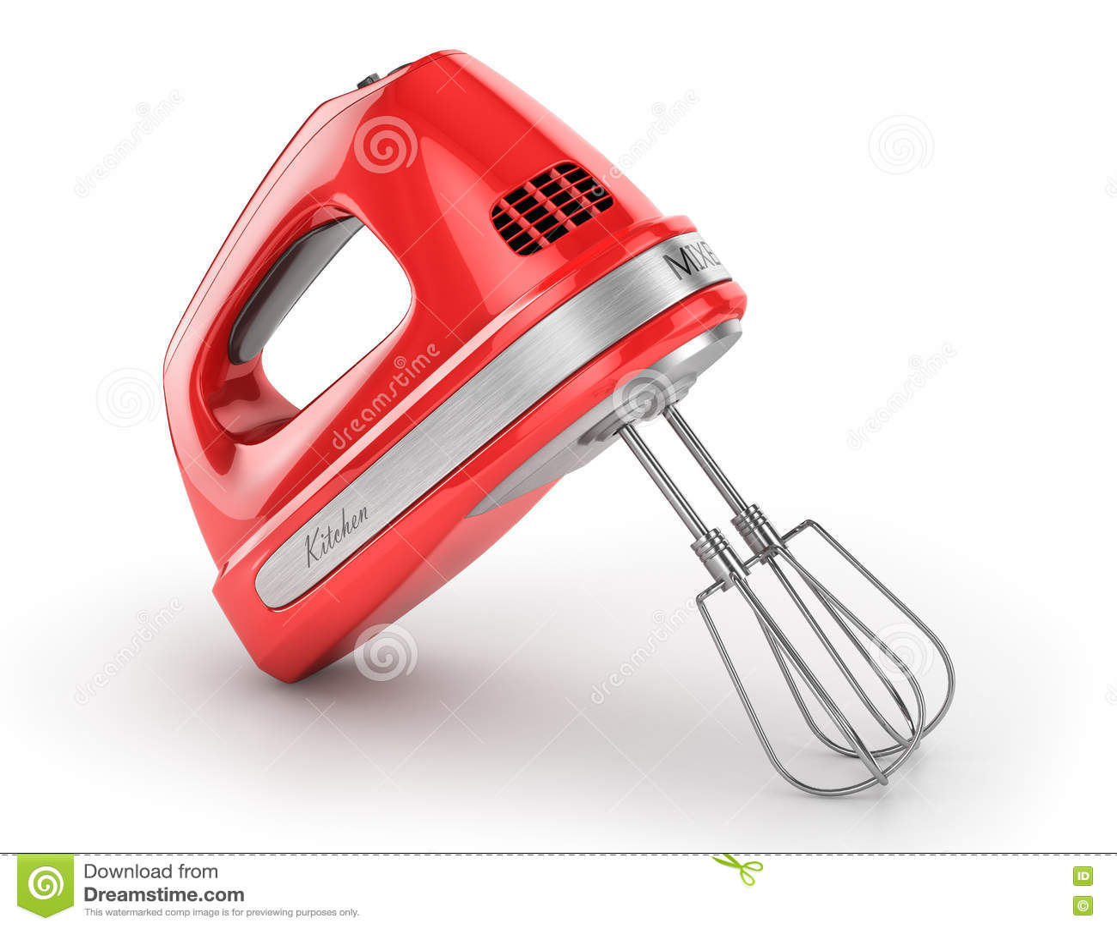 red kitchen aid mixer cheap backsplash for 红色厨房搅拌器库存例证 插画包括有例证 混合的 现代 立场 弯脚的 红色厨房搅拌器
