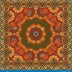 Framed Prints For Kitchens Hand Painted Kitchen Backsplash Tiles 美好的地毯或桌布与花坛场和装饰框架在印地安样式库存例证 插画包括有多 美好的地毯或桌布与花坛场和装饰框架在印地安样式班丹纳花绸印刷品 贺卡 成套设计