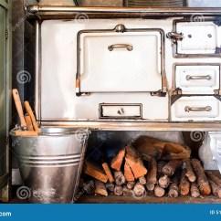 Kitchen Inventory Sink Garbage Disposal 老厨房库存照片 图片包括有金属 摄影 历史记录 过去 户内 颜色 农场的老厨房