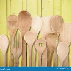 Kitchen Fork Backsplash Installation 背景分叉厨房六器物白色库存图片 图片包括有器物 工具 木头 设备 厨房器物炊事用具木匙子厨刀小铲设备结构