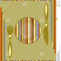 Framed Prints For Kitchens Small Kitchen Storage Cabinet 背景菜单向量例证 插画包括有框架 没人 设计 编排者 餐馆 镶边 背景菜单