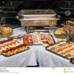 White Kitchen Buffet Led Lights For 自助餐宴会桌库存图片 图片包括有美食 旅馆 洗礼 活动 正餐 排列 承办酒席食物婚礼事件宴会桌与冷的快餐 微型三明治 酥皮点心 肉 鸡蛋 乳酪和沙拉的自助餐桌在桌上的可口开胃菜 自已服务