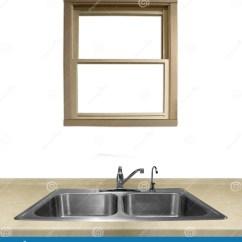 Rustic Kitchen Sinks Ikea Island With Seating 逆厨房水槽库存图片 图片包括有参见 平淡地 空间 顶层 厨房 空白的 逆厨房水槽