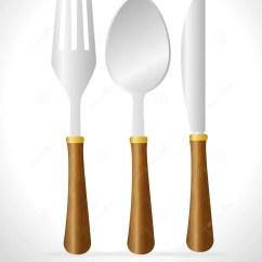 Kitchen Cutlery Bridge Faucets 餐馆和厨房餐具向量例证 插画包括有粮食 菜单 餐具 鲜美 叉子 可口 餐馆和厨房餐具