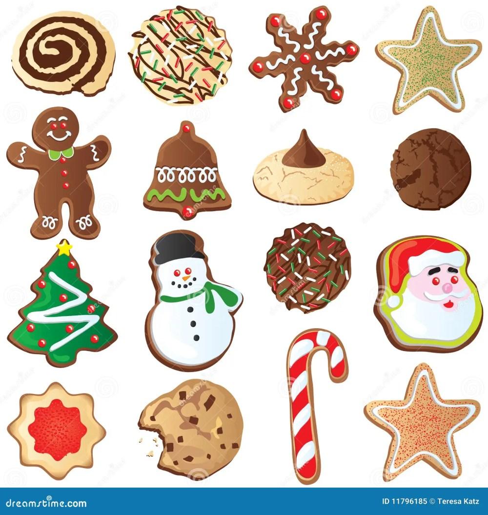medium resolution of 12 days of cute christmas cookies