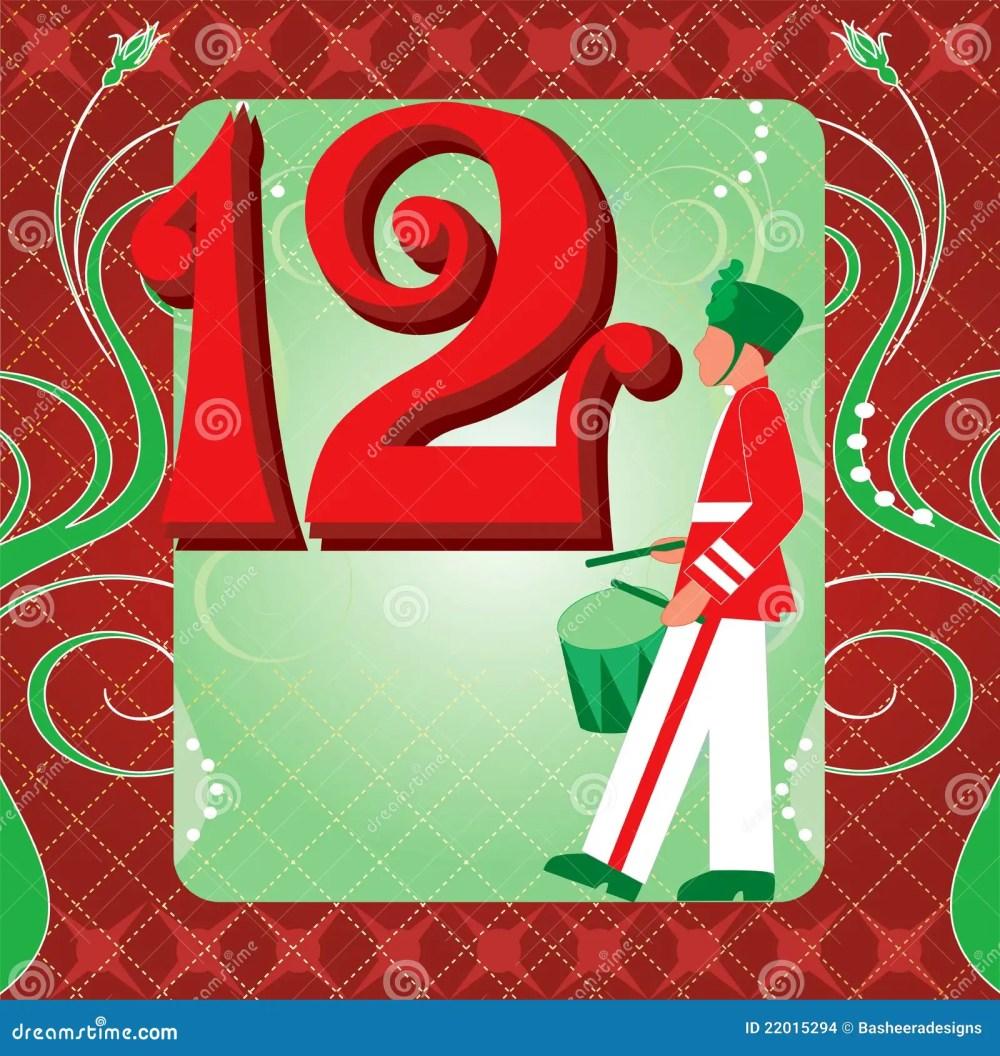 medium resolution of 12th day of christmas