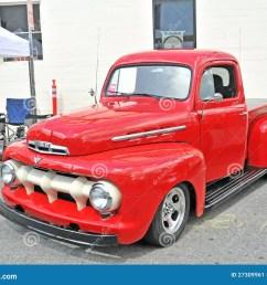 1951 ford f1 pickup truck [ 1300 x 1039 Pixel ]