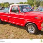 1969 Ford F100 Ranger Truck Editorial Stock Image Image Of Engine Annual 27045979