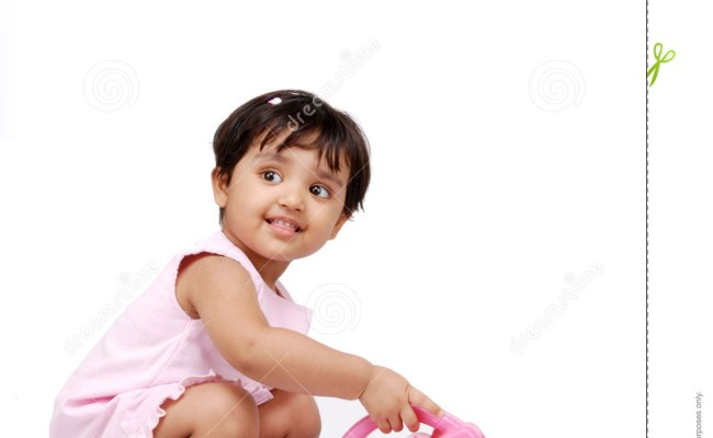 2 3 Years Old Baby Girl Stock Image Image Of Active