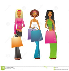 Cartoon Ladies Shopping Stock Illustrations 286 Cartoon Ladies Shopping Stock Illustrations Vectors & Clipart Dreamstime