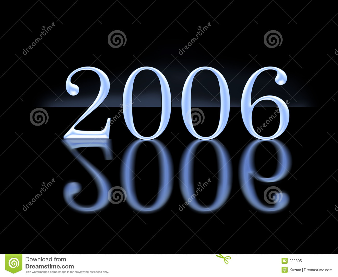 3d 2006 year stock