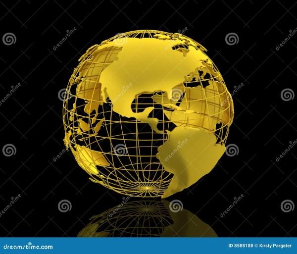 3D World Map Royalty Free Stock Photos Image 8588188