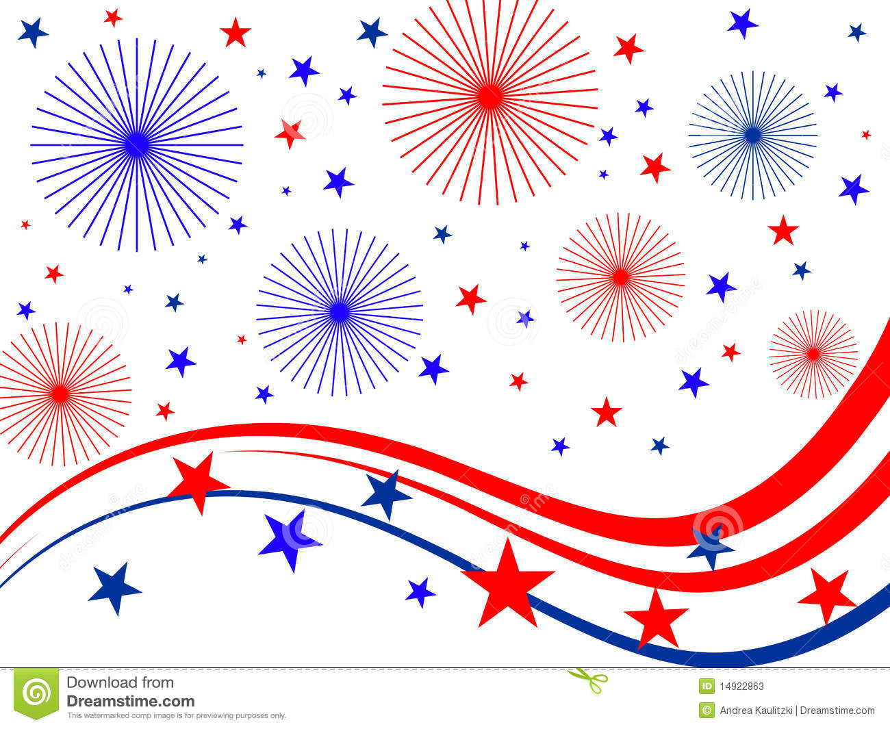 hight resolution of 4th july fireworks