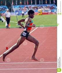 5000 Meter Track and Field Women