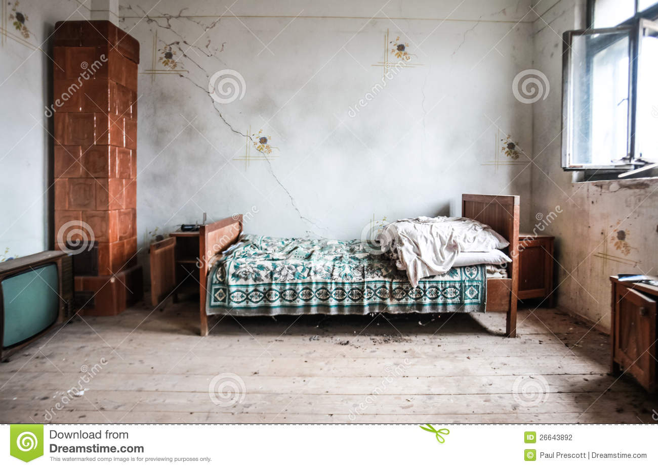 living room pictures clipart simple design abandoned bedroom stock photography - image: 26643892