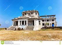 Abandoned Hotel Bokor Palace In Ghost Town Hill Station