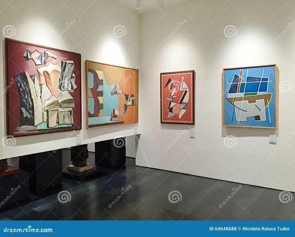 Modern Art Museum Florence