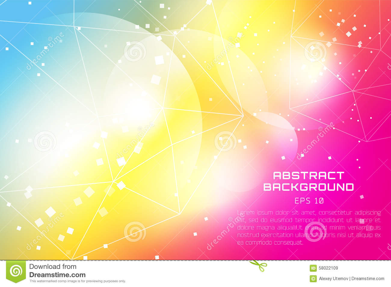 abstract background design shine