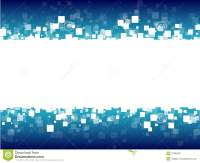 Abstract Blue Futuristic Background White Squares Stock ...