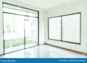 window blur door empty abstract entrance hospital