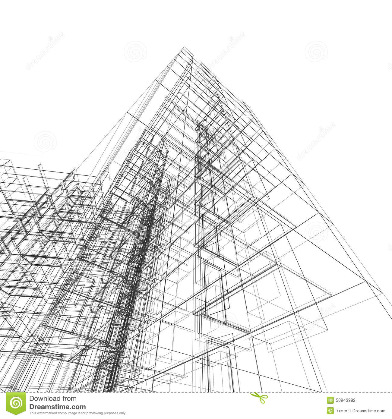 Abstract Building Stock Illustration Image Of Engineering
