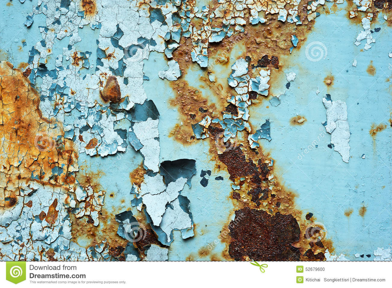 Abstract Corroded Colorful Wallpaper Grunge Background