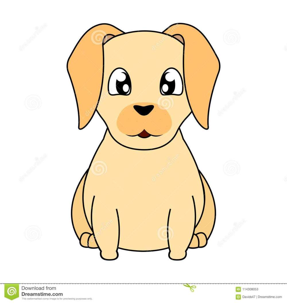 medium resolution of abstract cute dog