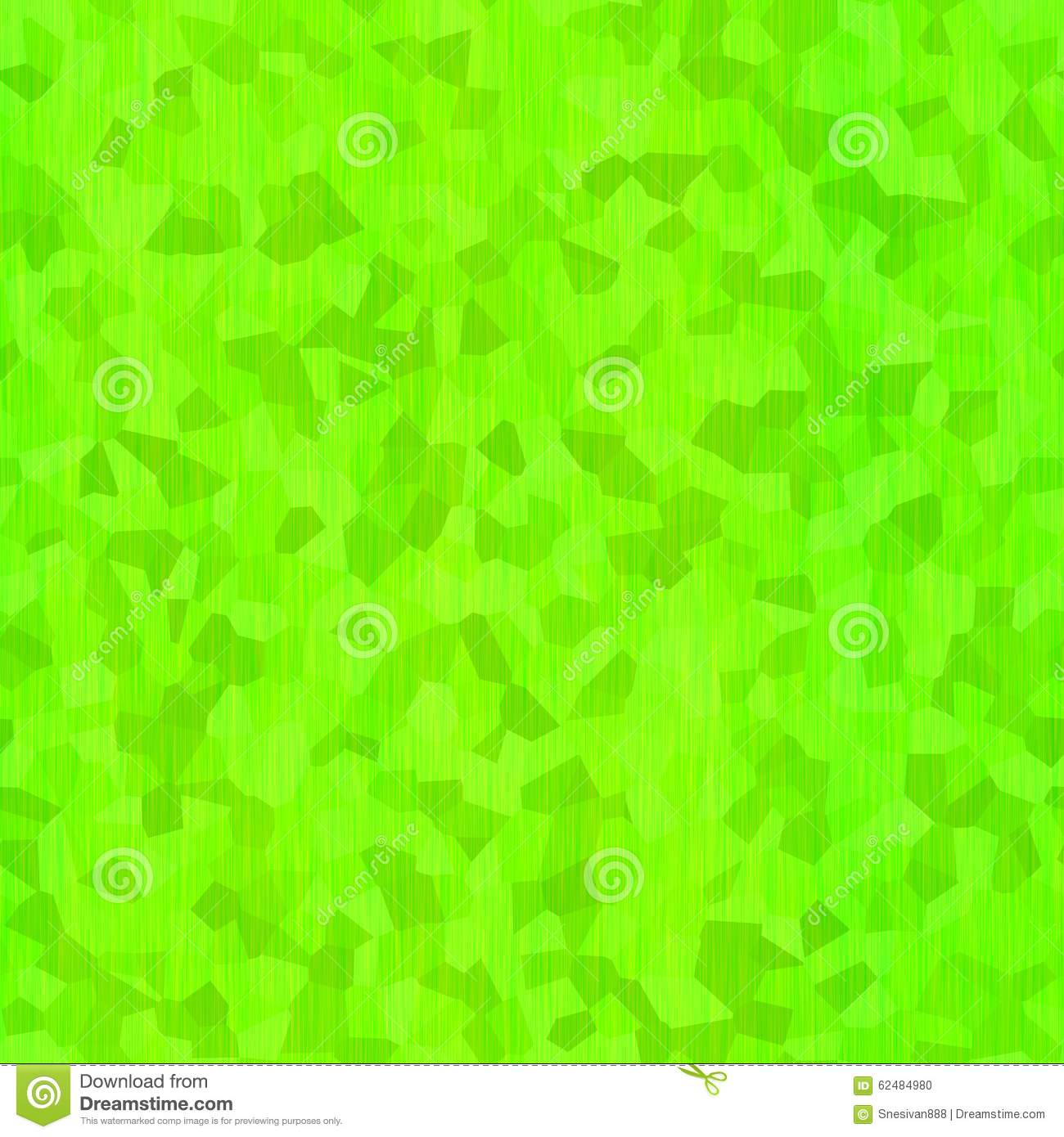 Abstract Green Background Lime Color Stock Illustration