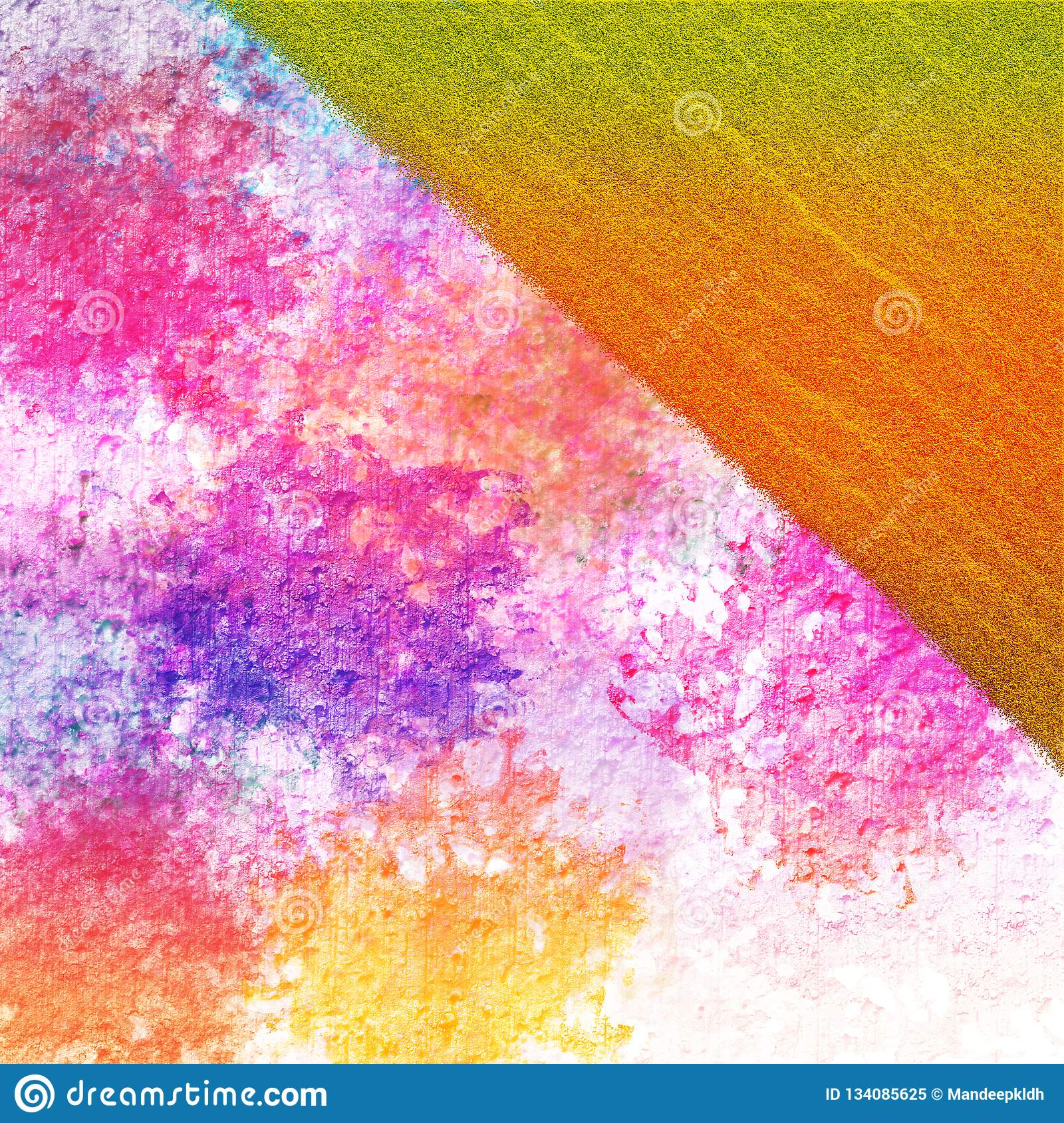 abstract grunge color spots