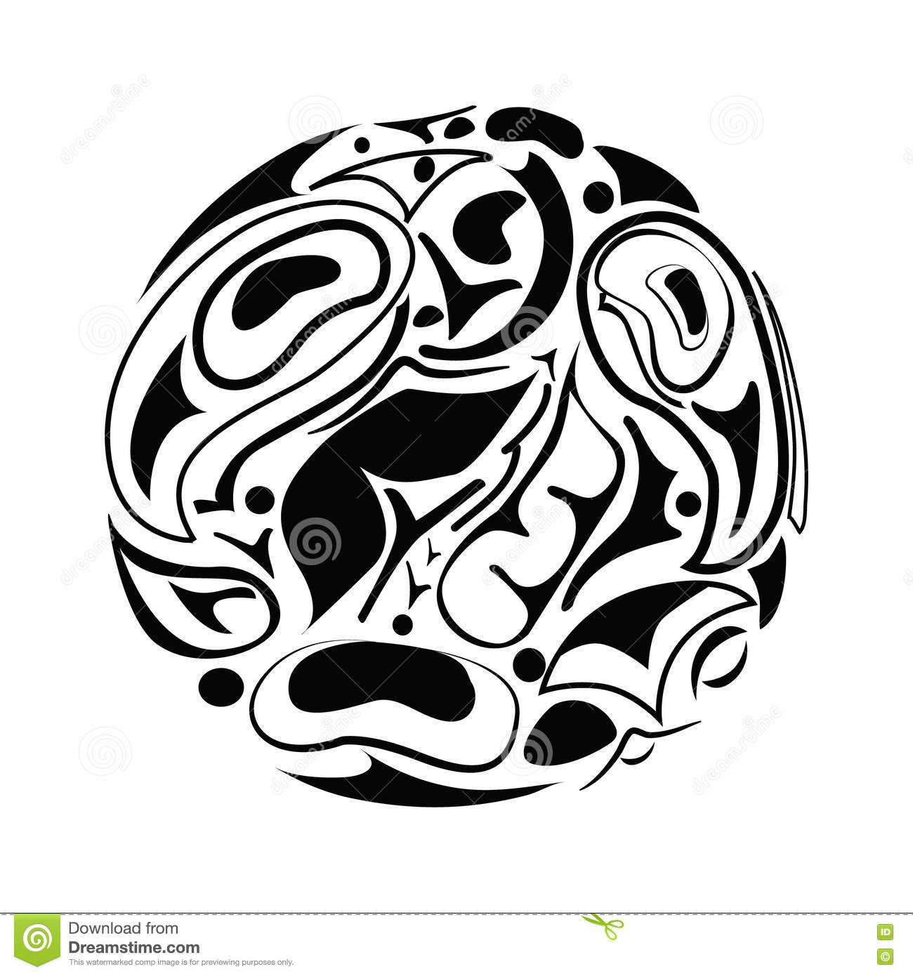 Haida Cartoons Illustrations Amp Vector Stock Images