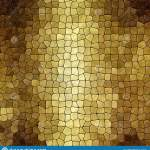 Nature Marble Plastic Stony Mosaic Tiles Texture Background With Black Grout Gold Yellow Brown Colors Stock Illustration Illustration Of Bevel Grout 146653933