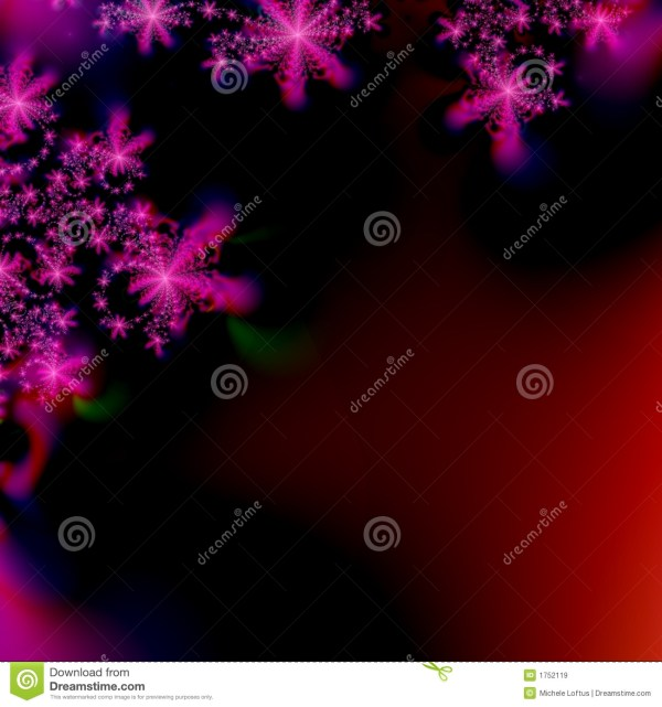 Abstract Night Glow Stars Background Template Royalty Free