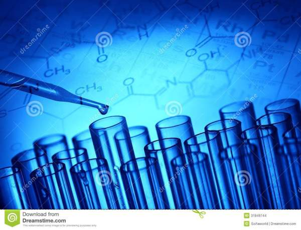 Cool Abstract Science Background