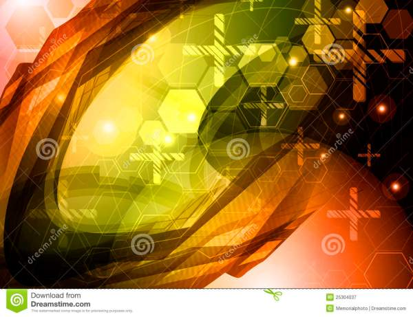Abstract Science Technology Background Royalty Free Stock