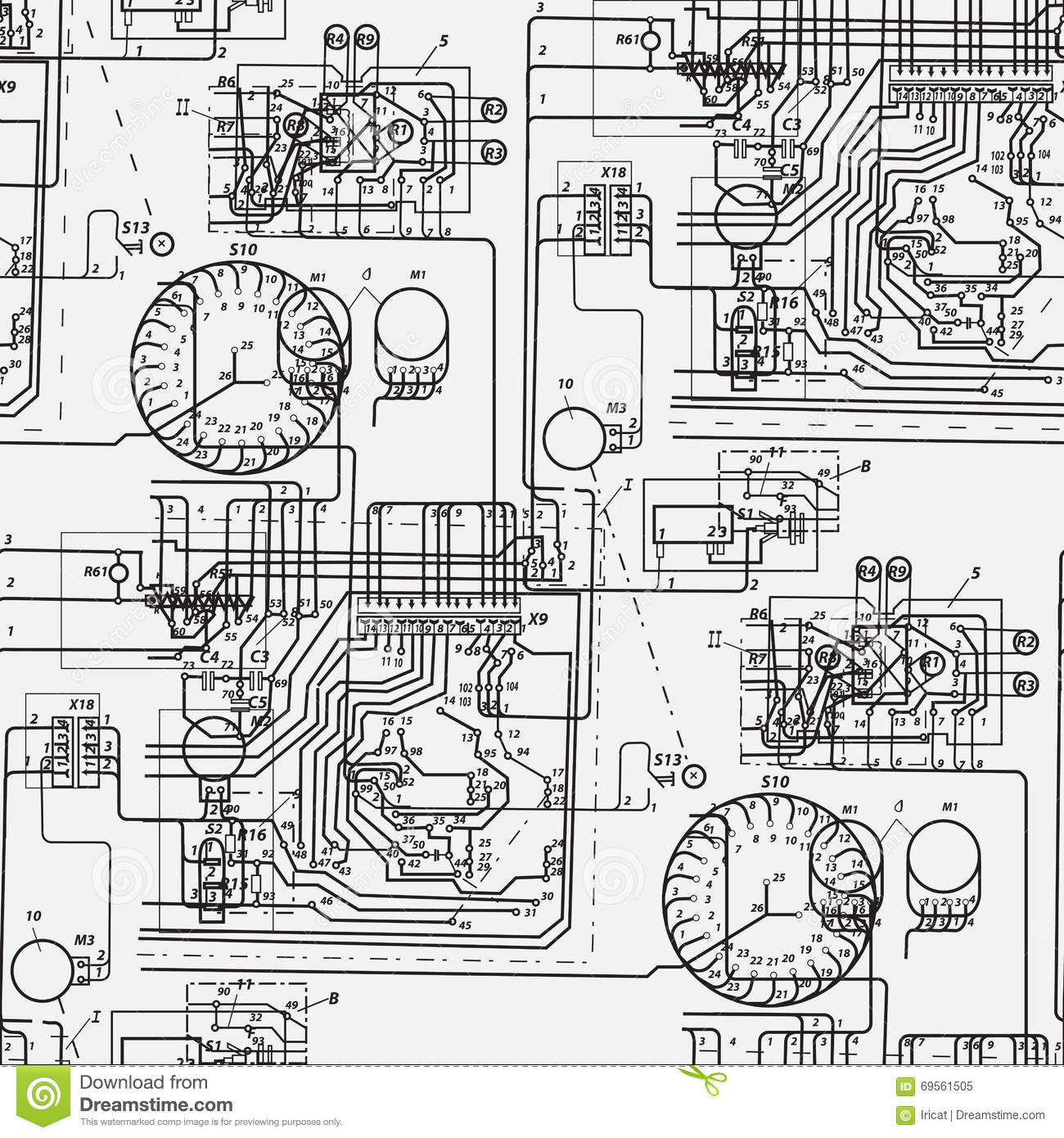 Electrical Engineering Diagram – Create An Electrical Engineering