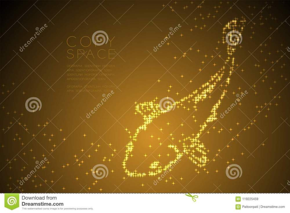 medium resolution of abstract shiny star pattern carp or koi fish shape aquatic and marine life concept design
