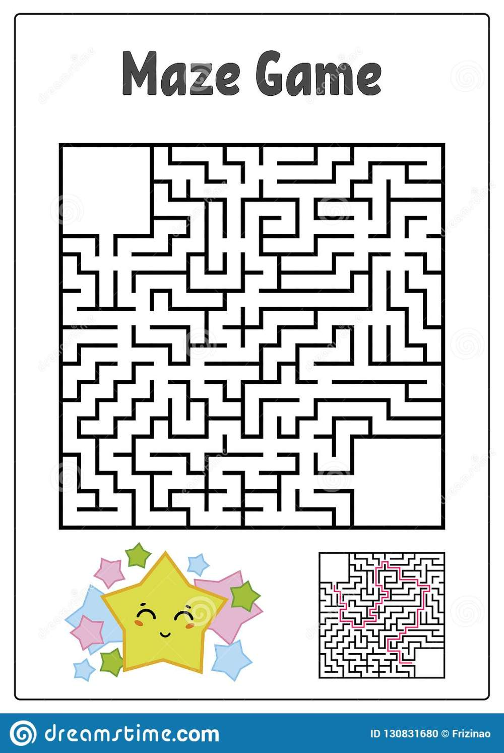 medium resolution of Product Square Maze Worksheets   Printable Worksheets and Activities for  Teachers